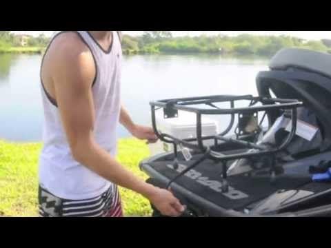 Jet Ski Fishing - JetSki Fishing Racks - Jet Ski Accessories | Kool PWC Stuff