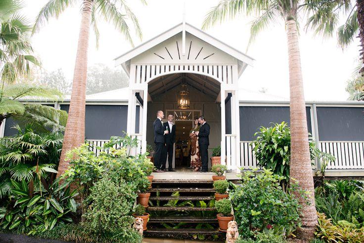 Verandahs Byron Bay hinterland wedding venue   Copyright: SilverEdge Photography - Brisbane Wedding Photographers
