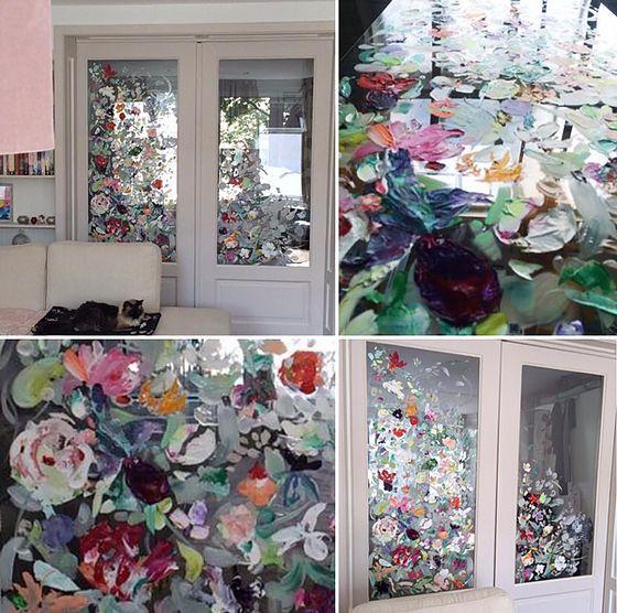 Ervaringen van eigenaren van iets fraais aan de muur. Ook een schilderij of ontwerp op maat? Neem contact met me op voor een offerte/afspraak! info@ietsfraais.n