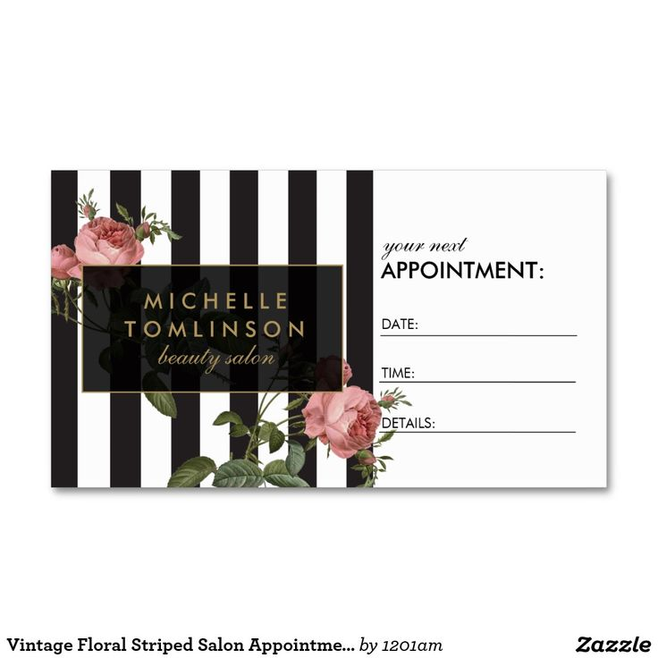 Hair stylist beauty salon gold vintage floral business card hair stylist beauty salon gold vintage floral business card salon gold vintage floral and business cards reheart Image collections