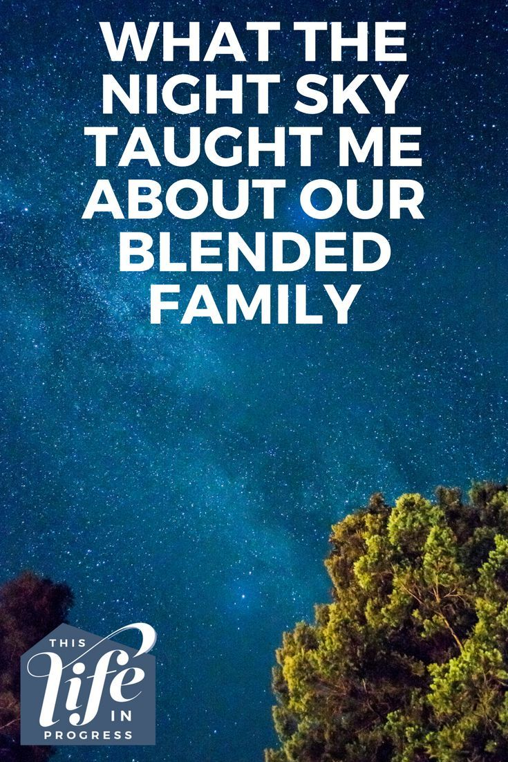How I Became a Blended Family Star-Seeker | Parent Life | Co
