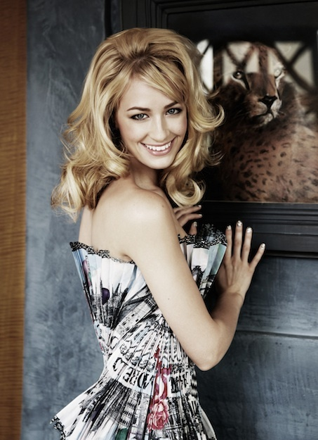 Beth Behrs | August Issue | Free Subscription at http://cbswatchmagazine.com/pinsub