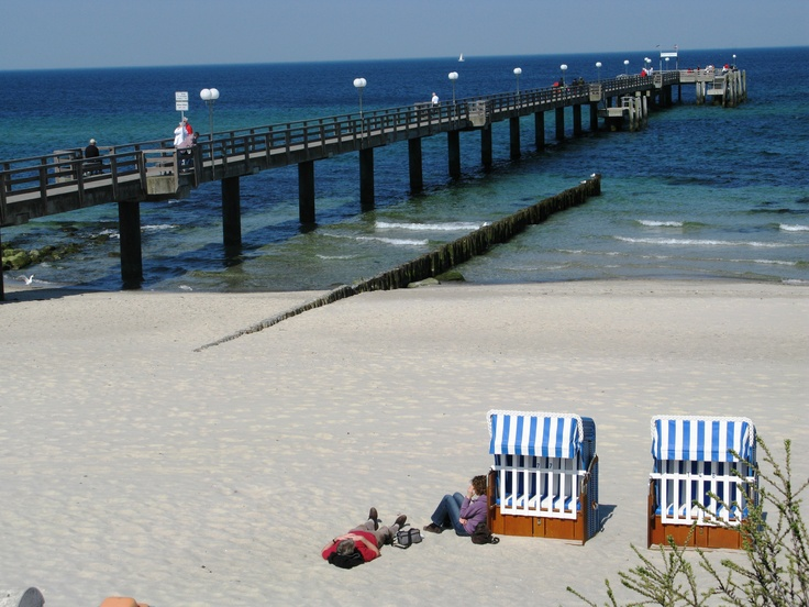 """Ostseebad Kühlungsborn"", Baltic Sea, Germany"