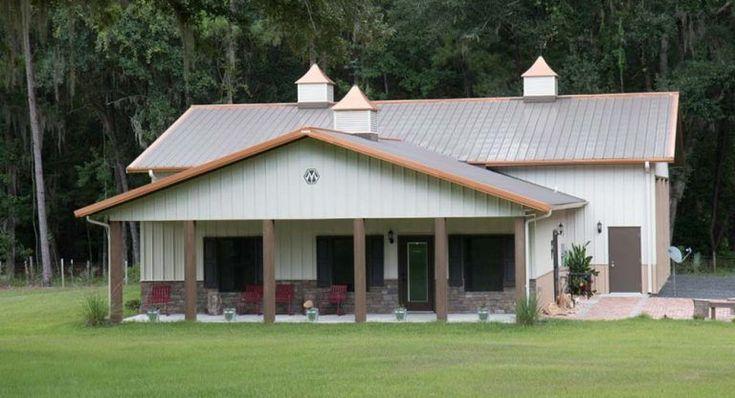Best 25 morton building homes ideas on pinterest barn for 40x50 pole barn