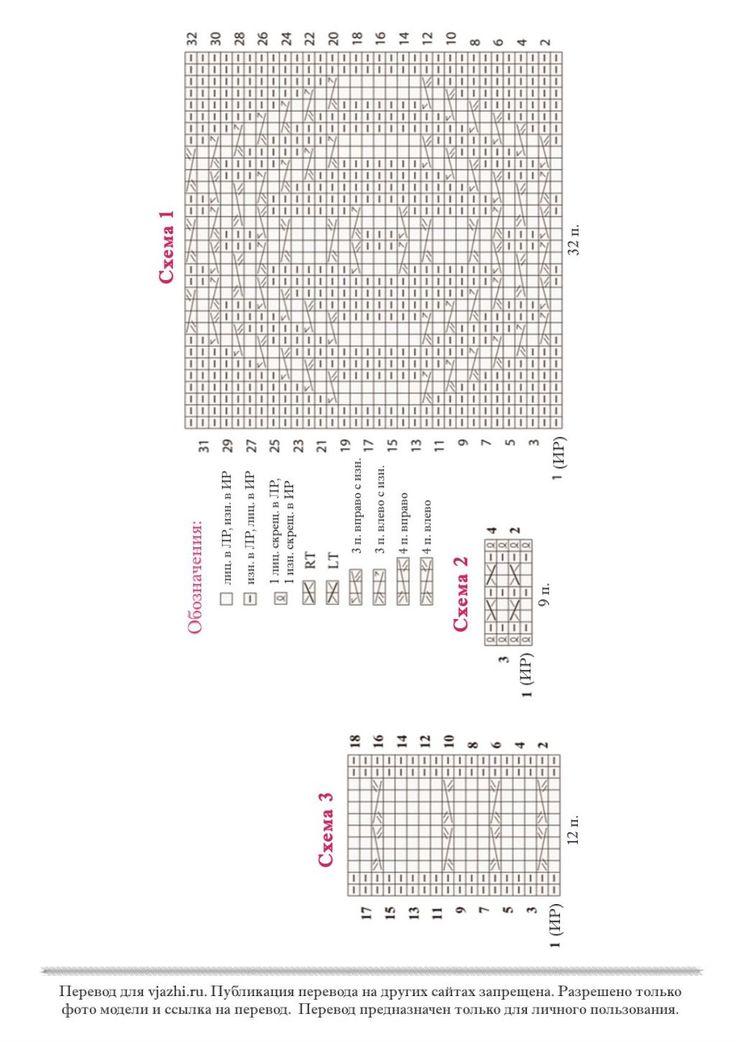 Мобильный LiveInternet Пуловер с горловиной лодочкой Bateau-Neck (спицы)   Gania - Дневник Gania  