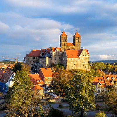 4Tg Kurzurlaub im Harz ★★★★ Wellness Hotel Quedlinburg Schloss Urlaub Kurzreisesparen25.com , sparen25.de , sparen25.info