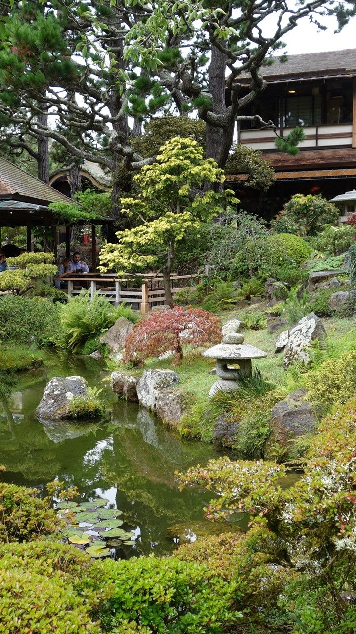 1000 Images About San Francisco Japanese Tea Garden