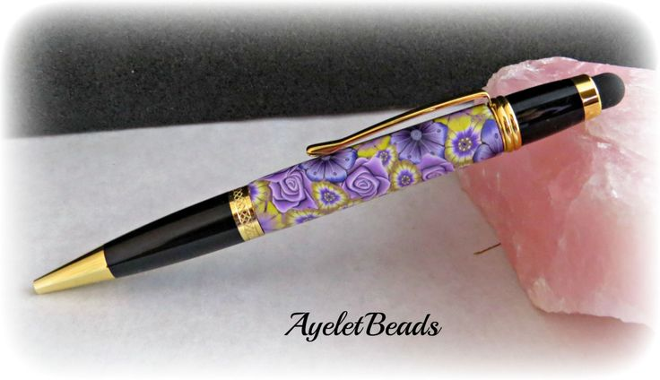 Beautiful One of a kind crafted Elegant Sierra pen - pinned by pin4etsy.com