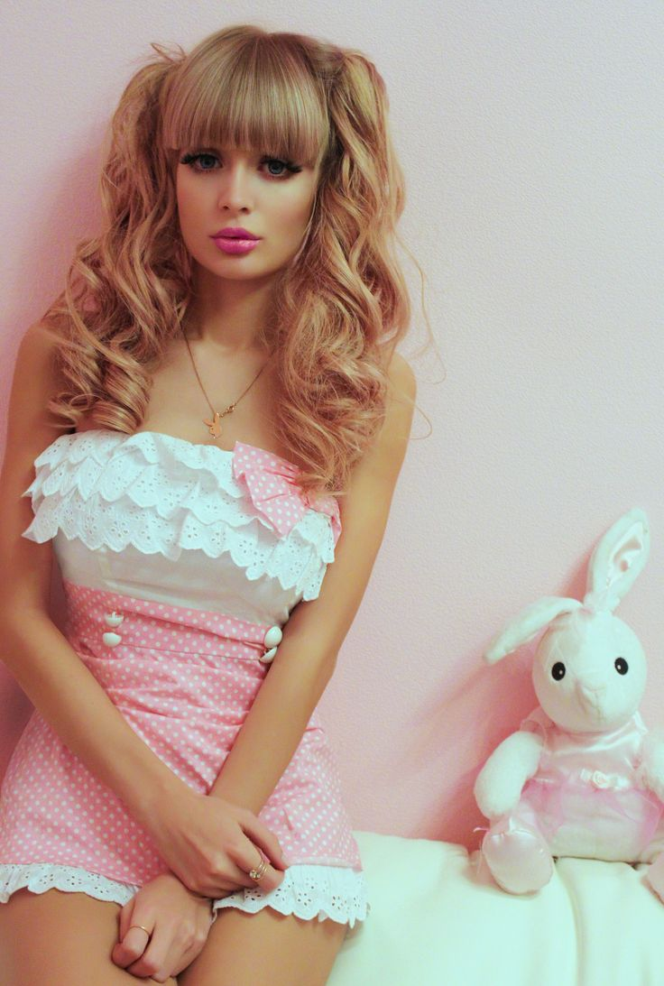Anzhelika The Barbie Girl I Love Her Hair Hair