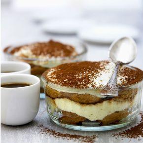 Découvrez la recette Tiramisu light sur cuisineactuelle.fr.