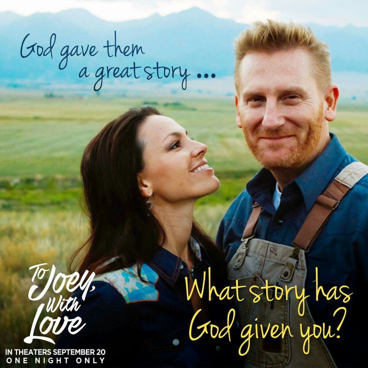 ♡♥♡♥ Joey and Rory