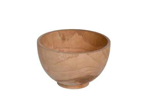 Handmade: Teak Bowl