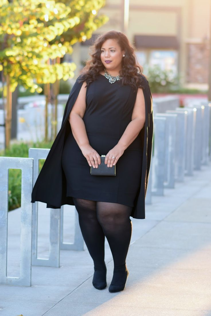 GarnerStyle | The Curvy Girl Guide: Capers