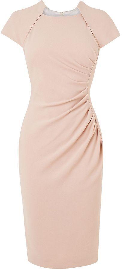L.K. Bennett Marina fitted dress