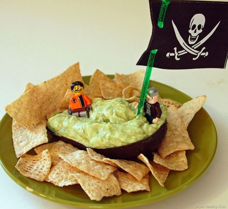 What a cool idea for a pirate party snack (or just any other time)