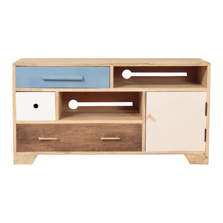 Retro Tv Units Uk Part - 18: Buy The Jennifer Wooden TV Cabinet At Oliver Bonas. We Deliver Furniture  Throughout The UK