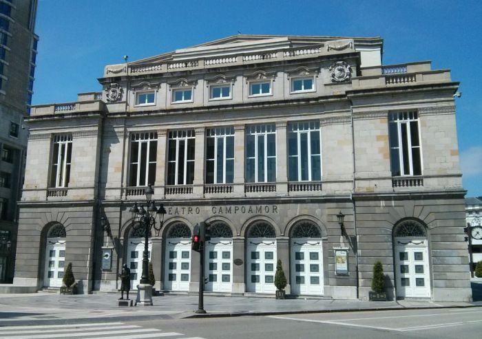 Teatro Campoamor Premios Principe de Asturias