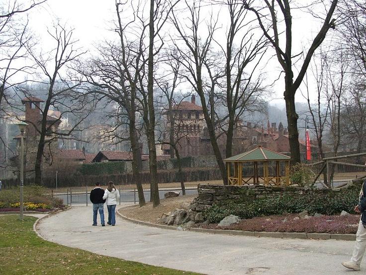 Il Parco del Valentino