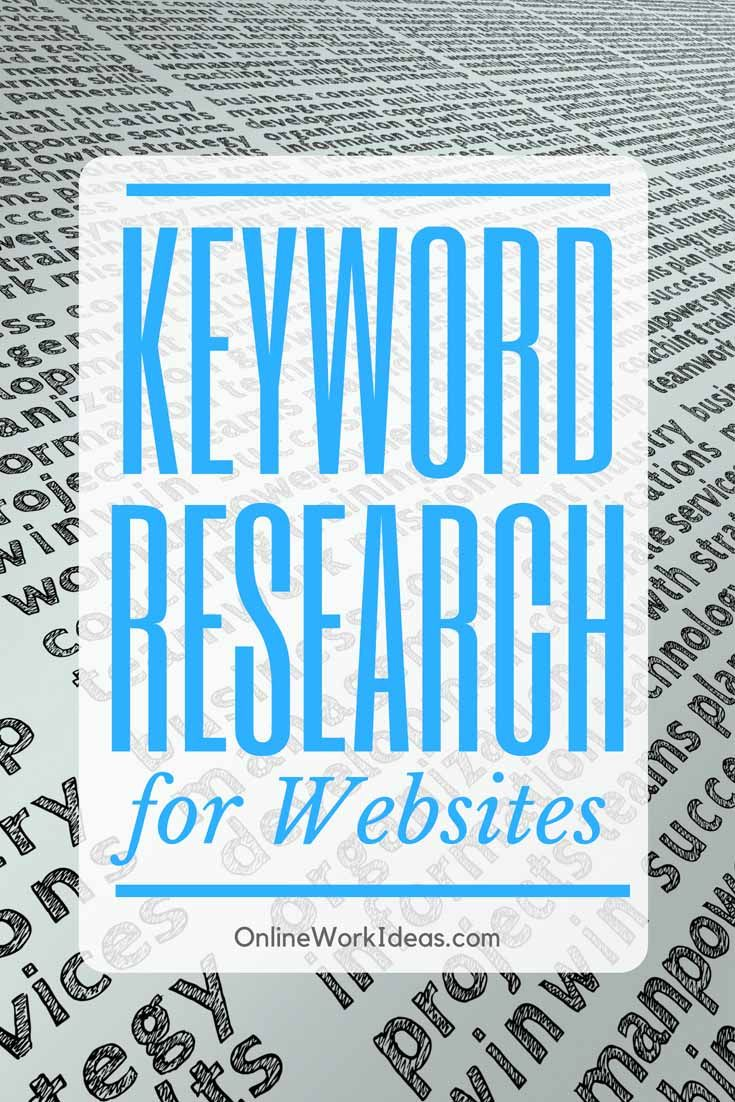 Tutorial and Tools to Use for Website Keyword Research to increase organic traffic. Due of the existence of millions of websites and intense competition, it's impossible to rank for a single keyword. You therefore need to focus your webpage ranking for keyword phrases and to use them in the right website elements (title, url, description, body, menu, image name, image alt name, etc). Learn how to find keywords ideas, how to research which keywords to use and what to avoid.