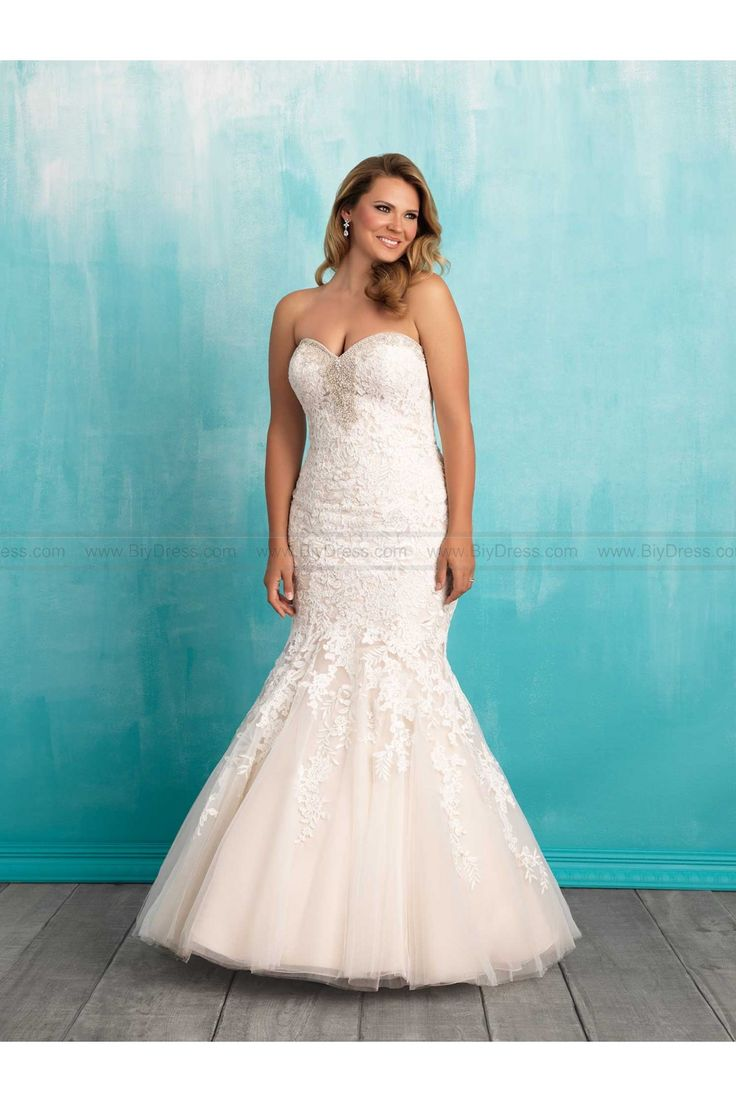 48 best allure bridal 2016 images on Pinterest | Wedding frocks ...