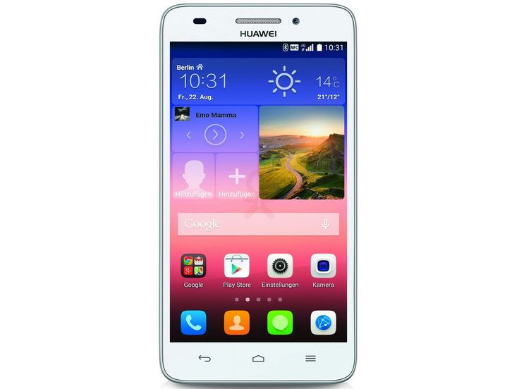Buy Huawei Ascend G620S Mobile Phone at 499 AED - AWOK Online Shopping