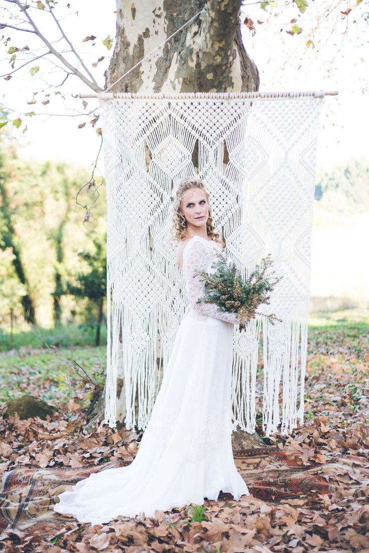 Festival Chic Boho Wedding Inspiration   SouthBound Bride