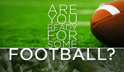 Image result for are you ready for some football