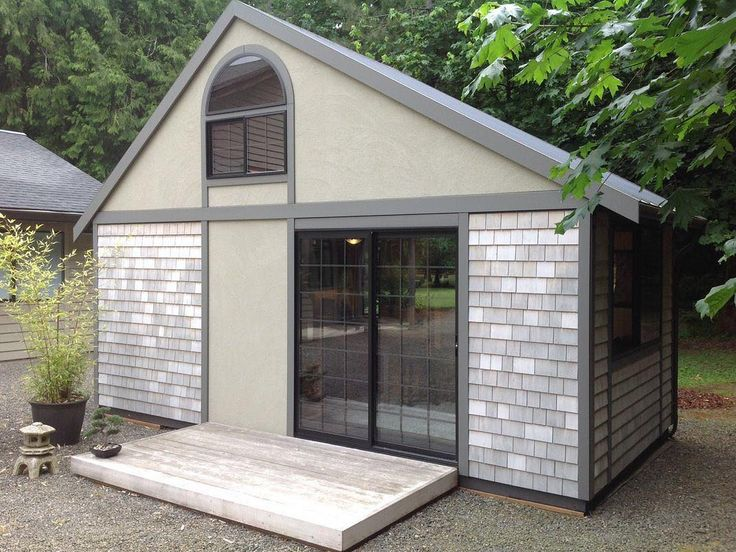 Tiny House by Chris Heininge Dimensions: Just under 10 X 20 feet and 15 feet high. Exterior walls: 2x4 Framed Select Doug Fir with 3/4 AC Exterior Plywood #interiors #interiordesign #architecture #decoration #interior #home #design #photogrid #bookofcabins #homedecor #decoration #decor #prefab #smallhomes #instagood #compactliving #fineinteriors #cabin #tagsforlikes #tinyhomes #tinyhouse #like4like #FABprefab #tinyhousemovement #likeforlike #houseboat #chalet #container #containerhouse by…