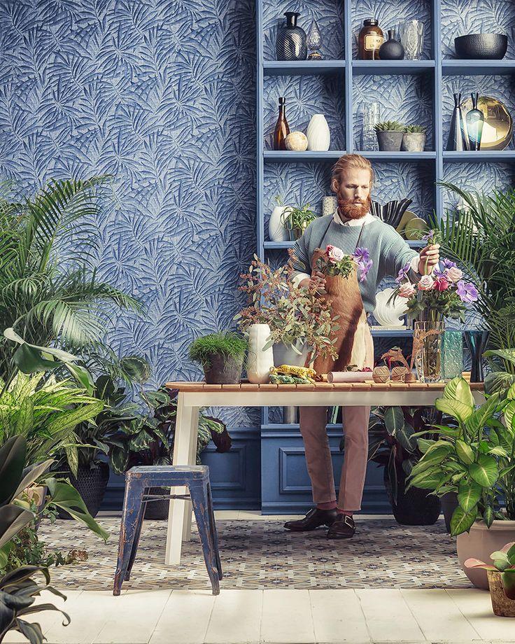 Gardening Style on Behance