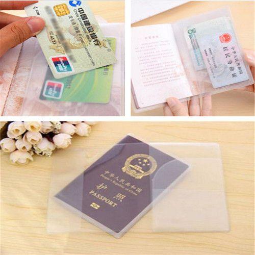 Helpful Design Passport Cover Holder ID Card Travel Protector Organizer Case #UnbrandedGeneric