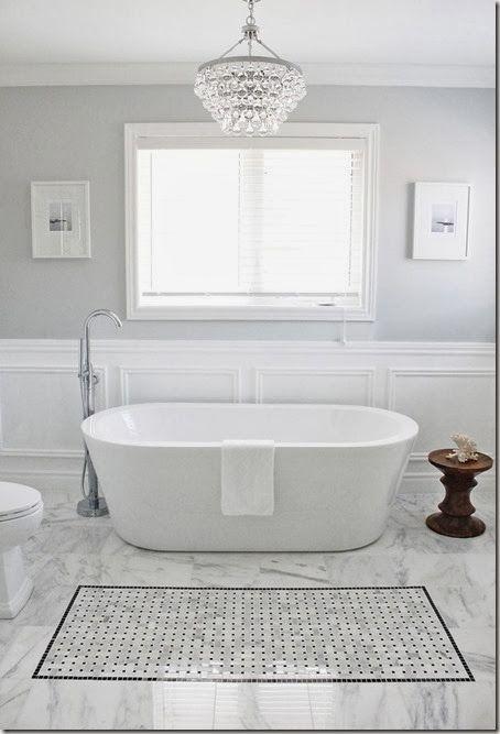 łazienka w marmurze carrara - Szukaj w Google