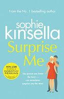 Shaz's Book Blog: Emma's Review: Surprise Me by Sophie Kinsella