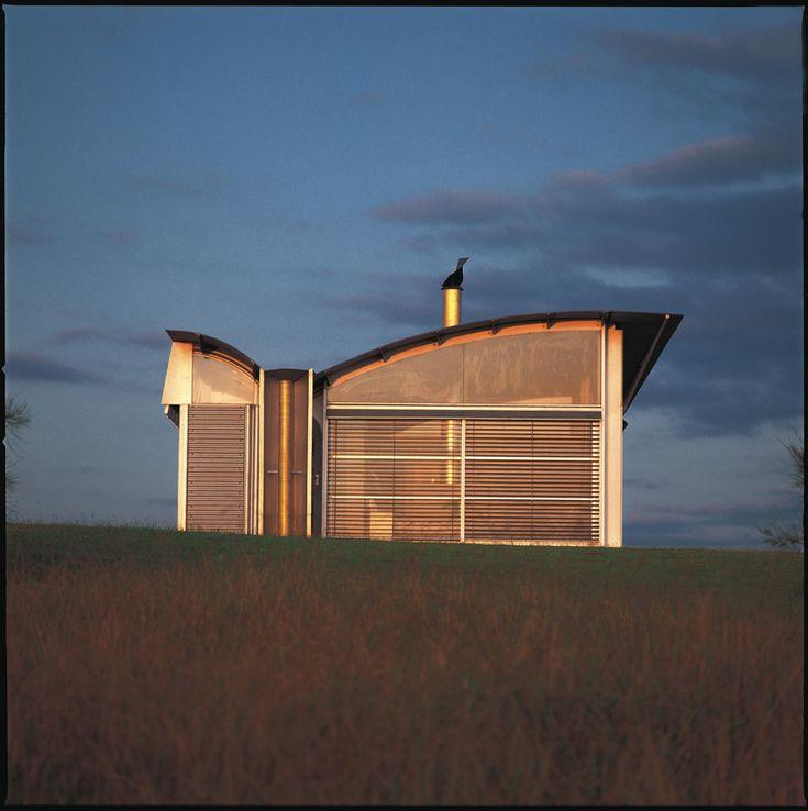 Glenn Murcutt - Magney House - Bingie Point, Australia - 1982