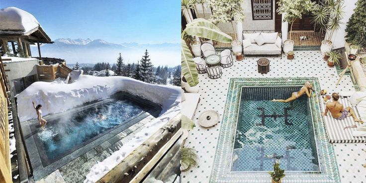 19 of the most luxurious instagram-worthy spas in the world http://www.elledecor.com/life-culture/travel/a9251/most-luxurious-spas-in-the-world/