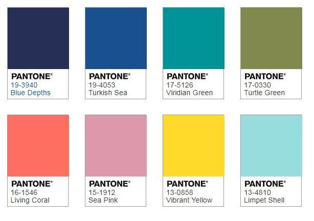 El Color Del Ano 2019 Segun Pantone Te Hara Viajar Al Caribe Color Del Ano Colores Significado De Los Colores