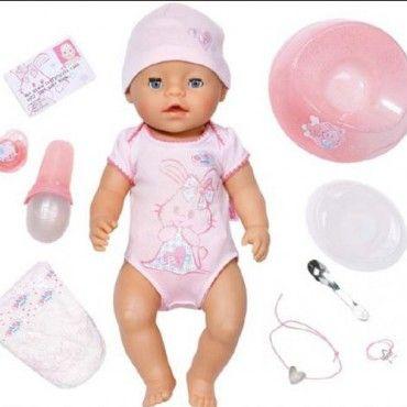 Interaktivní baby born holčička | Multitoys.cz