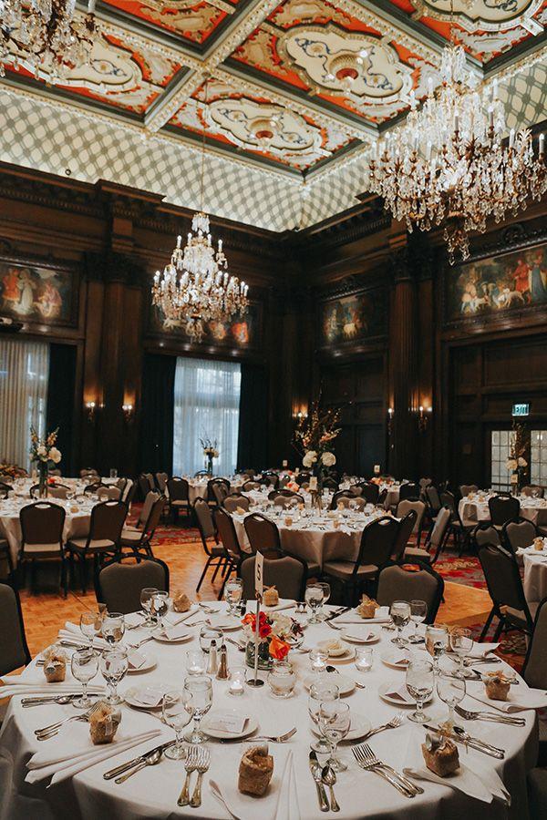 wedding reception locations nyc%0A Regal Reception at Salt Lake Temple   Photo  Mckay Bailey