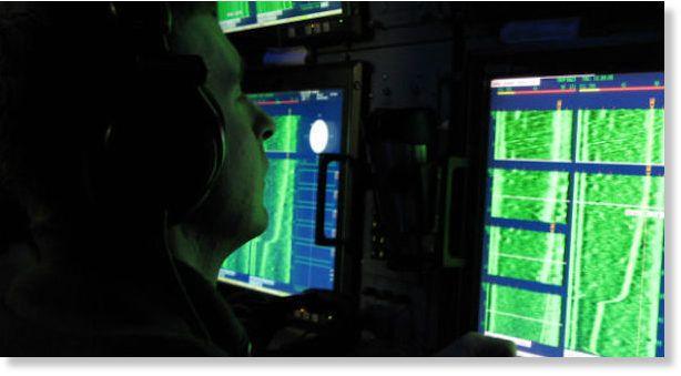 Strange readings on US submarine sonar points to belief that Navy has secret USO program - UFO researcher -- High Strangeness -- Sott.net