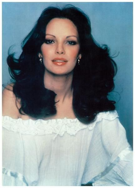 1977 JACLYN SMITH from Charlies Angels poster. My favorite angel