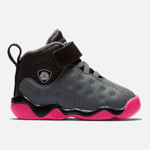 pretty nice 6927d 311fb Girls' Toddler Jordan Jumpman Team II Basketball Shoes | Ta ...