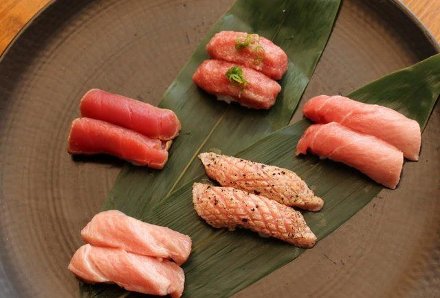 7 BEST SUSHI SPOTS IN NYC