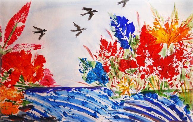 20 fantasztikus festési módszer, amit a gyerekek imádni fognak