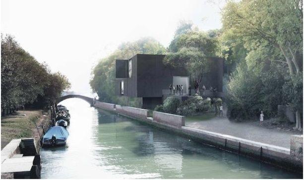 See Australia's Amazing New Venice Biennale Pavilion