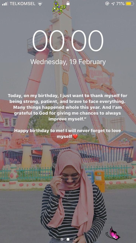 Quotes Untuk Diri Sendiri Quotes Untuk Diri Sendiri Quotes Untuk Diri Sendiri Quotes Happy Birthday Love Quotes Birthday Quotes Funny Birthday Girl Quotes