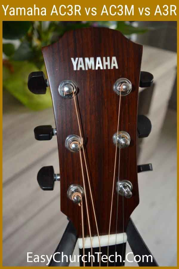 Do You Want To Know The Differences Between The Yamaha Ac3r Vs Ac3m Vs A3r Read Our Comparison Of The Thre Yamaha Guitar Best Acoustic Electric Guitar Yamaha