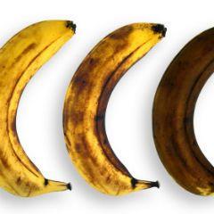 Despre bananele coapte(negre) si benefiicile ei.