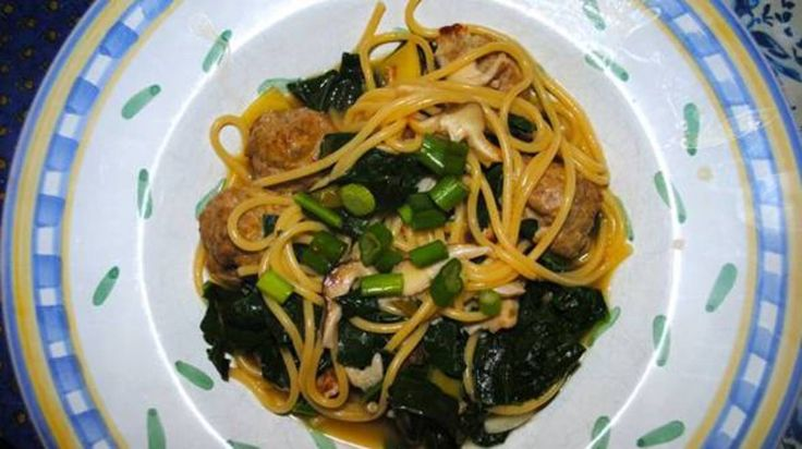 Chinese Spaghetti and Meatballs (2011)