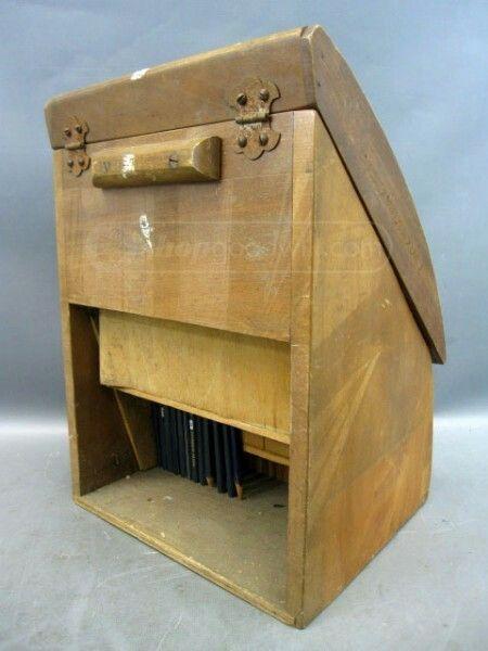 Vintage Eberhard Faber Microtomic Van Dyke Display (view 2)