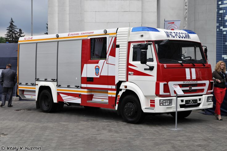 russian fire fighting vehicle ats