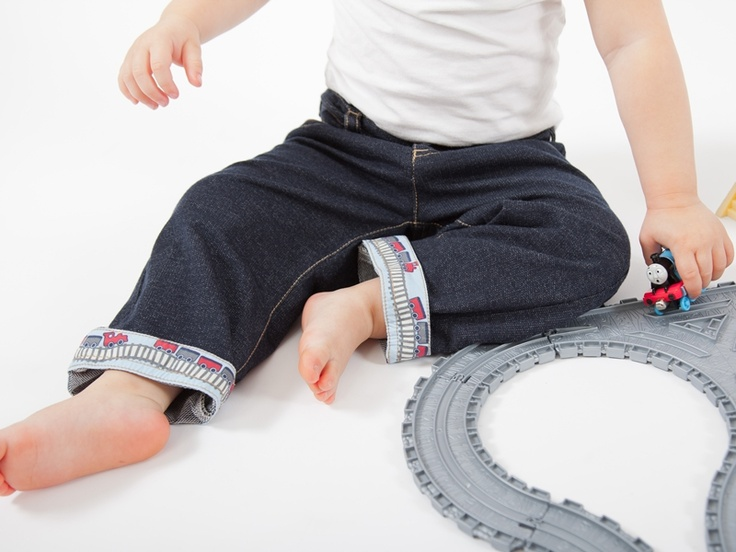 Train Track Jeans - look the hems MIDA boys super soft jeans $24.95 http://www.mida.net.au/shop/boys-pants